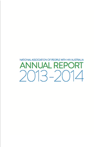 NAPWHA Annual Report - 2013-2014