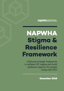 National Stigma and Resilience Framework