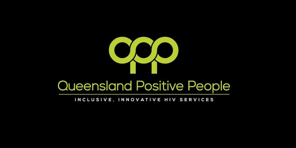 Queensland Positive People (QPP) logo