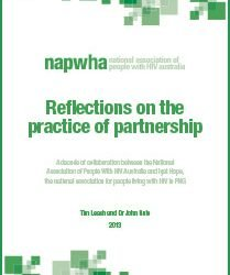 Reflections on the Practice of Partnership