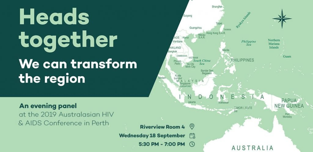Heads together: We can transform the region - an evening panel