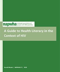 A Guide to Health Literacy in the Context of HIV