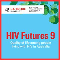 HIV Futures 9 logo