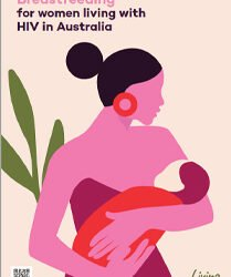Breastfeeding for women living with HIV in Australia